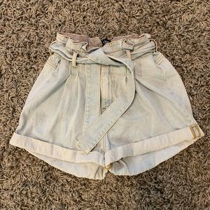BDG Paper Bag Shorts